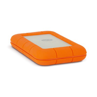 LaCie 2 TB Rugged Thunderbolt & USB 3.0 External Hard Drive