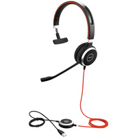 Headset Jabra Evolve 40 MS Mono Wired 6393-823-109