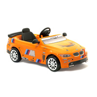BMW M3 GT, 3+ Kids Electric Vehicle, One Person Ride On Toy Car with 6V Engine, Forward/Reverse/Neutral Gears