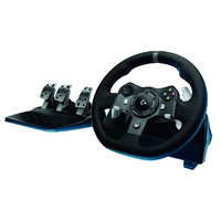 Logitech G920 Driving Dual-motor Force Feedback Racing Wheel for Xbox One and PC