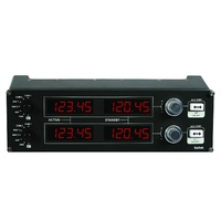 Logitech 945-000029 G Pro Flight Radio Panel
