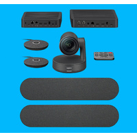 Logitech Rally Plus Ultra Hd Conferencecam Rally Plus-960-001274