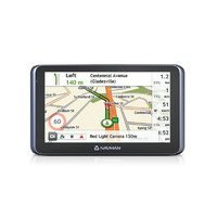"Navman Drive Duo SUV In-Car GPS Navigation Unit with 6"""""""" Touchscreen and HD Dashcam in one"