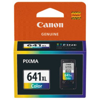 Canon Ink Cartridge CL-641XL  High Yield Colour