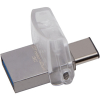 Kingston 32GB DataTraveler microDuo 3C USB 3.1 Flash Drive