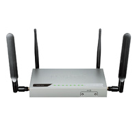 D-Link DWR-925 4G LTE VPN 3G/4G Router with SIM Card Slot, Downlink speeds of up to 150 Mbps and Uplink speeds up to 50 Mbps