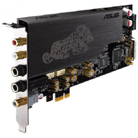 Asus Essence STX II 5.1 Hi-Fi Quality Sound Card with 124dB SNR Clarity