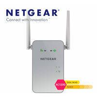 Netgear EX6150-100AUS AC1200 1200Mbps Dual Band Wireless Range Extender WiFi Booster