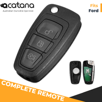 Remote Control Flip Key for Ford Focus 2005 2006 2007 2008 2009 2010 2011 433MHz