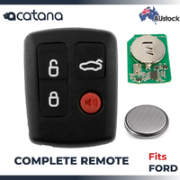 Remote Control Key for Mazda Tribute EP 2.0 V6 2000-2007 4 button