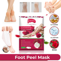 Exfoliating Foot Peel MASK Milky Soft Feet Hard Dead Skin Remover Smooth Socks