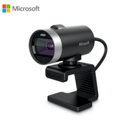 Microsoft LifeCam Cinema 720p HD Webcam with AutoFocus and Wideband Microphone