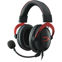 Kingston HyperX Cloud II Gaming Headset (Red)