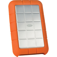 LaCie 2TB Rugged Triple Interface (1xUSB 3.0 & 2xFireWire 800) Portable External Hard Drive