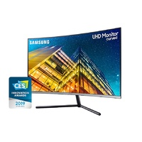 "Monitor 32"" Curved 4K UHD LED 1 Billion Colours 4ms 1500R Samsung LU32R590CWEXXY"