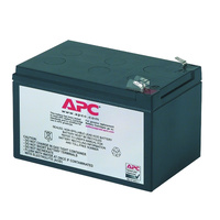 APC RBC4 Replacement Battery Cartridge,  Lead-Acid battery, compatibility to restore UPS performance to the original specifications.