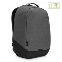 "Backpack Bag Notebook Cypress 15.6"" Security EcoSmart Grey TARGUS TBB58802GL"