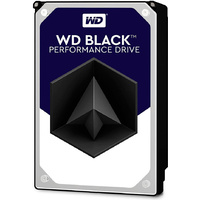 "6TB WD Black Internal HDD 7200 rpm SATA III 3.5"" Hard Drive WD6003FZBX"