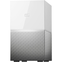 16TB 2-Bay Personal Cloud NAS Server (2 x 8TB) WD My Cloud Home Duo WDBMUT0160JWT